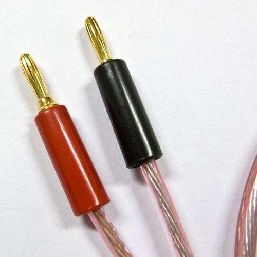 纯铜香蕉接线插头